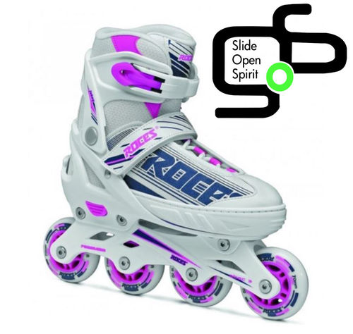 Roller Roces Jockey Girls 1.0