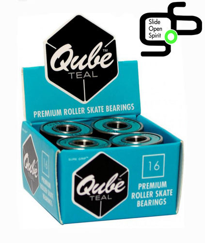 Roulements Qube Teal Abec 5