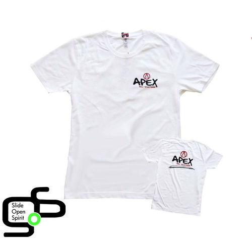 Tee Shirt Apex White