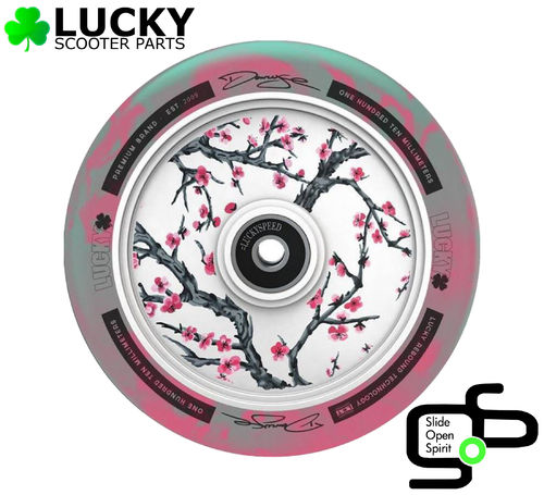 Roues Lucky Darcy Cherry Evans 110
