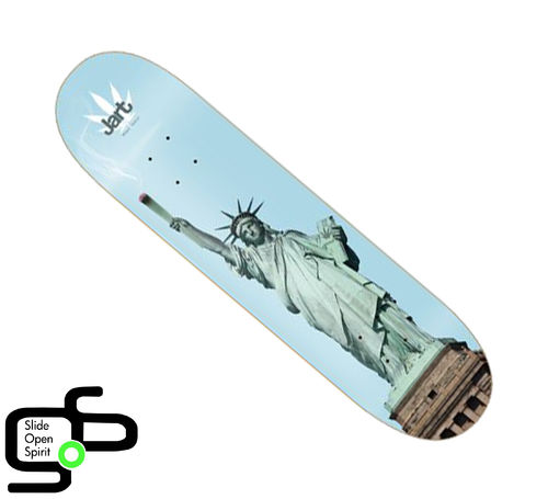 Deck Jart Weed Nation Liberty 8.375""