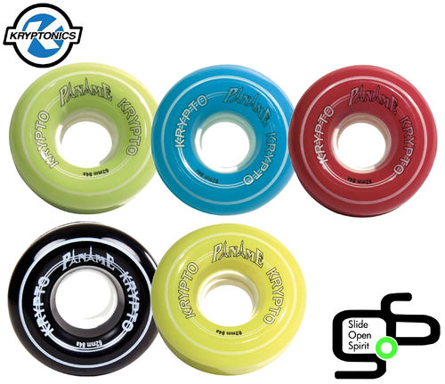 Roues Kryptonics Paname 62/78A