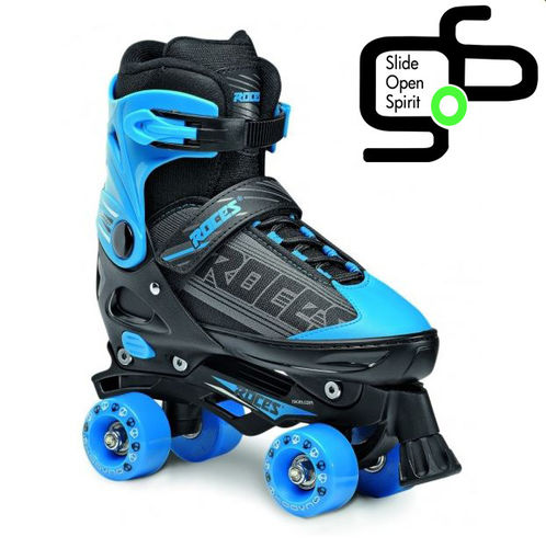 Roller Quad Roces Quaddy Black