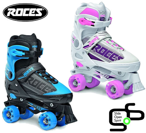 Roller Quad Roces Quaddy