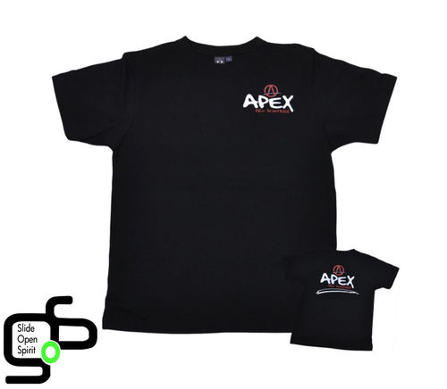 Tee Shirt Apex Black