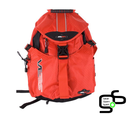 Sac Roller Seba Backpack Red