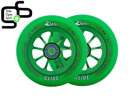 Roues River Glide Emerald 110