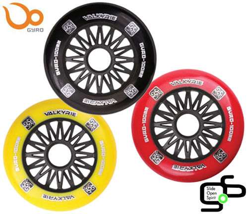 Roues Gyro Valkyrie 84/90/100/110 83A/85A/87A