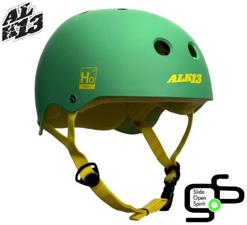Casque ALK 13 H2O+ Green