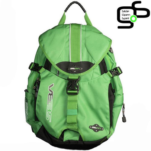 Sac Roller SEBA Backpack Green
